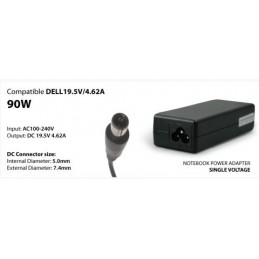 Power Cold DELL 19.5V,...